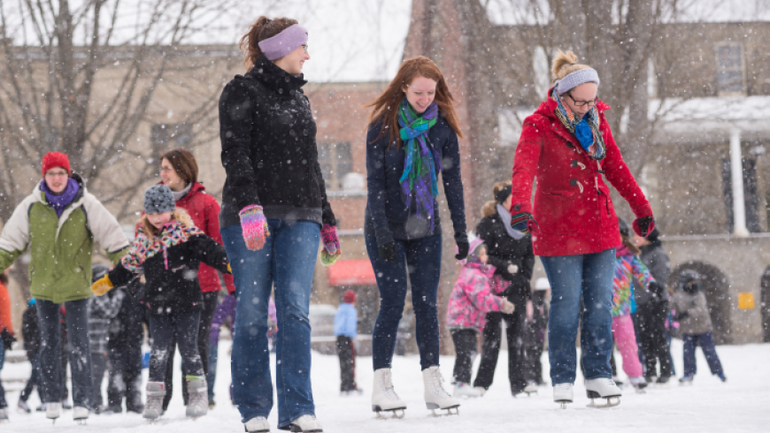 Music, theatre, outdoor fun, & culinary events – it must be FROSTival time!