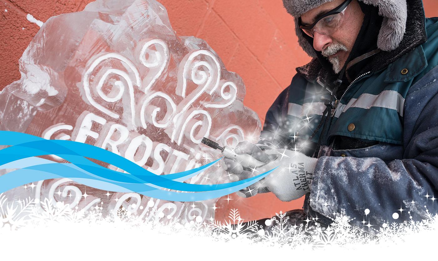 Ice Sculpture Showcase