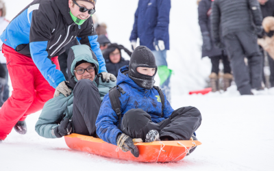 Family Fun in Fredericton this FROSTival!